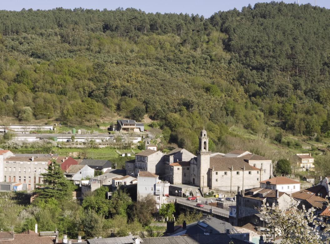 Monasterio de san francisco vacaciones en galicia for Registro de la propiedad lugo