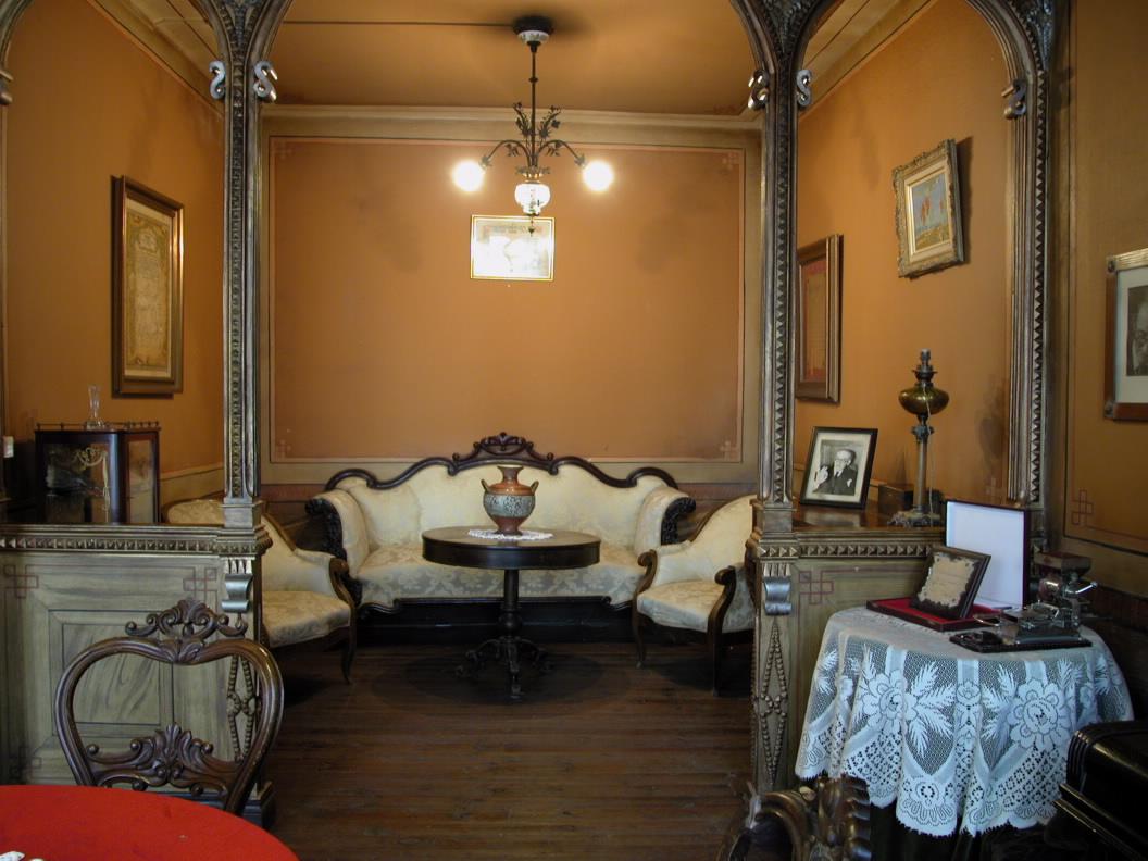 Museo fundaci n vicente risco vacaciones en galicia for Registro de la propiedad lugo
