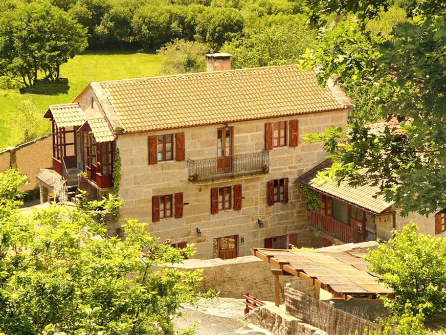 Las 10 mejores casas rurales gallegas vacaciones en - Mejor casa rural galicia ...