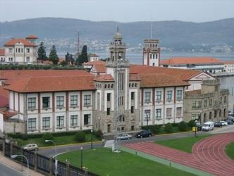 Escuela naval militar vacaciones en galicia turismo en for Registro de la propiedad lugo